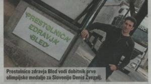 Denis Žvegelj Intervju Slovenske Novice